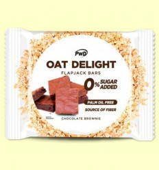 Barreta de Civada Oat Delight Xocolata Brownie - PWD - 16 barretes