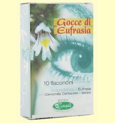 Aigua de Eufrasia - Colirio - Sangalli - 10 monodosi