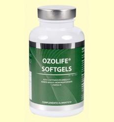 Ozolife Softgels Omega 3 - Ozolife - 60 càpsules