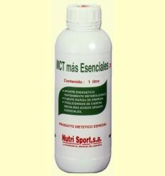 Triglicèrids (MCT) més essencials - Nutrisport - 1L