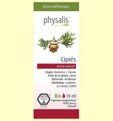 Oli Essencial Xiprer Bio - Physalis - 10 ml