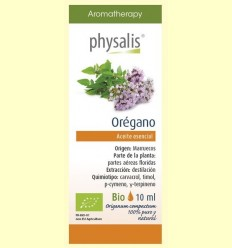 Oli Essencial Orenga Bio - Physalis - 10 ml