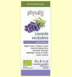 Oli Essencial Espígol Veritable Bio - Physalis - 10 ml
