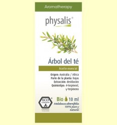 Oli Essencial Arbre de l'Te Bio - Physalis - 10 ml