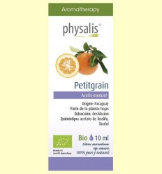 Oli Essencial petitgrain Bio - Physalis - 10 ml