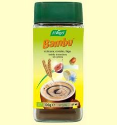 Bambú Soluble - Succedani de Cafè - A. Vogel - 100 grams