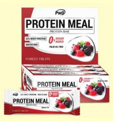 Protein Meal - Barretes Proteiques gust Fruites de el Bosc - PWD - 12 barretes