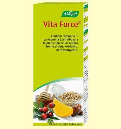 VitaForce - Tònic i Energètic - A. Vogel - 200 ml