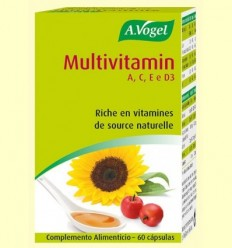 Multivitamin - A. Vogel - 60 càpsules polioléaceas