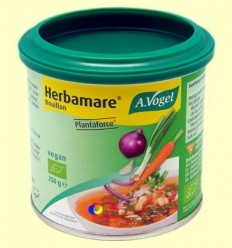 Herbamare Plantaforce Brou vegetal - A. Vogel - 250 grams