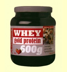 Whey Gold Protein - Nutrisport - Pinya - 600 g