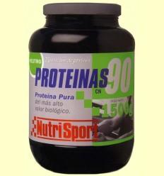 Proteïnes 90 - Nutrisport - 1500 g