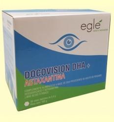 Docovision DHA i astaxantina - Egle - 30 ampolles