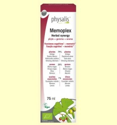 Memoplex Herbal Synergy Bio - Physalis - 75 ml