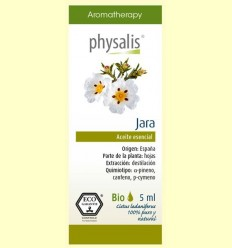 Oli Essencial Jara Bio - Physalis - 5 ml