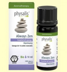 Oli Essencial Always Zen Bio - Physalis - 10 ml