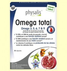Omega Total - Physalis - 30 càpsules