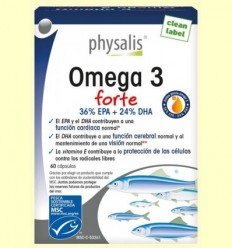 Omega 3 Forte - Physalis - 60 càpsules