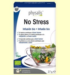 No Stress Infusió - Physalis - 20 infusions