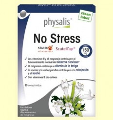 no Stress - Physalis - 30 comprimits