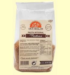 Fideus - Pasta Integral - Int-Salim - 250 grams