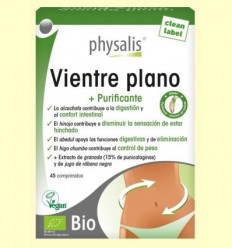 Ventre Pla Bio - Physalis - 45 comprimits