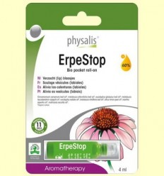 Erpe Stop Bio Roll On - Physalis - 4 ml