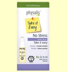 No Stress Bio Roll On - Physalis - 10 ml