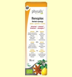 Renoplex Bio - Physalis - 75 ml