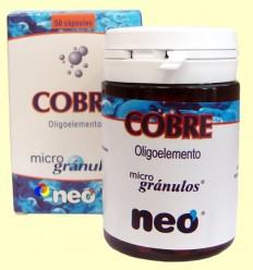 Coure Oligoelement - Neo - 50 càpsules
