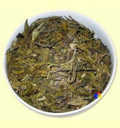 Te Verd ecològic - Bio - Lung Ching - El Món de el te - 100 grams