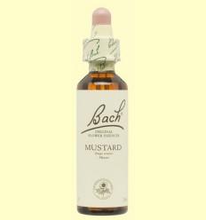 Mostassa - Mustard - Bach - 20 ml
