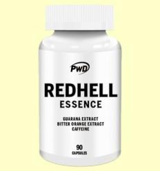 Redhell - Cremador de Greix - PWD - 90 càpsules