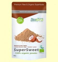 Supersweet Bio - Sucre de Coco - Biotona - 300 grams