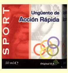Ungüent d'acció ràpida - Derbós - 50 ml