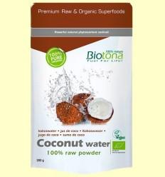 Suc de Coco en Pols Bio - Biotona - 200 grams