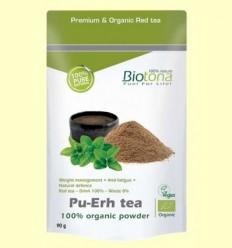 Pu-Erh Tea Bio - Biotona - 90 grams