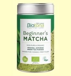 Te Beginner 's Matcha Bio - Biotona - 80 grams