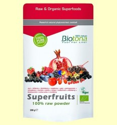 Superfruits pols Bio - Biotona - 200 grams