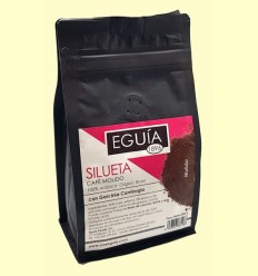 Cafè Mòlt 100% Aràbica Silueta - Eguía - 250 grams
