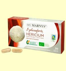 Hericium Bio - Cabellera de Lleó - B-glucanforte - Marnys - 30 càpsules