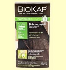 Tint Delicato Rapid 5.34 Castaño Mel clar - Biokap - 140 ml
