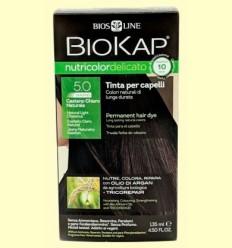 Tint Delicato Rapid 5.0 Castaño clar Natural - Biokap - 140 ml