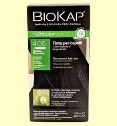 Tint Delicato Rapid 4.05 Castaño Xocolata - Biokap - 140 ml