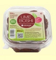 Pasta de Umeboshi - Mimasa - 250 grams