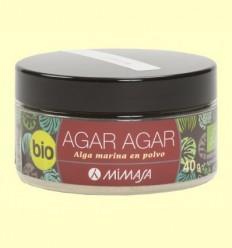 Agar Agar Bio - Mimasa - 40 grams *
