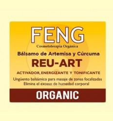 Bàlsam d'Artemisa Cúrcuma Reu-Art - D'Shila - 50 ml