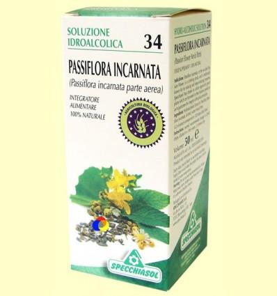 Passionera solució hidroalcohòlica - Specchiasol - 50 ml