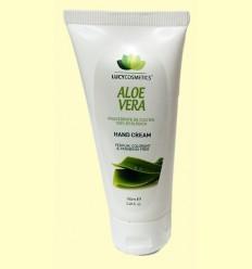 Crema de Mans amb Aloe Vera - Lucy Cosmetics - Van Horts - 100 ml