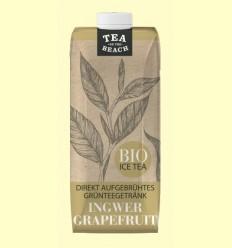 Beguda de Te Verd amb Gingebre i Aranja Bio - D&B - 500 ml